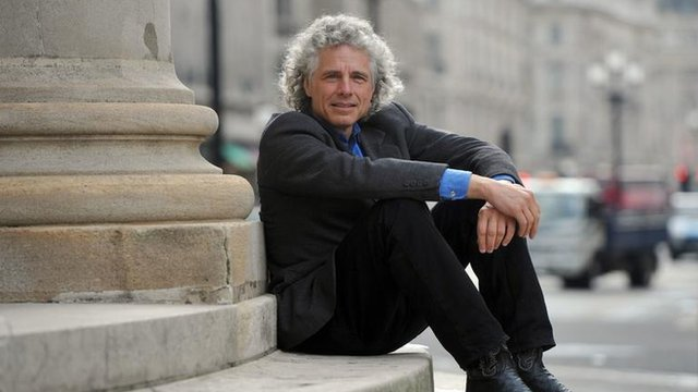 Steven Pinker, Harvard Professor, psychologist and writer