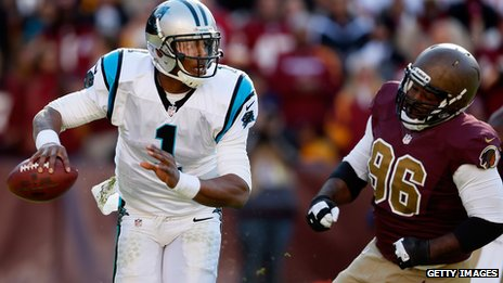 Redskins v Panthers