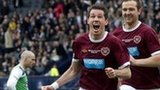 Hearts defeated Hibs 5-1 in last season's final