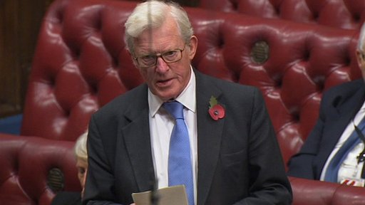 Conservative peer Lord King of Bridgwater