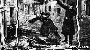 Police discover victim of Jack the Ripper