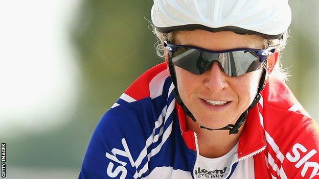 Bbc sport emma pooley joins swiss team bigla cycling for 2013