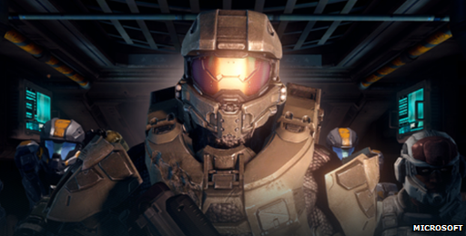 Halo 4 promotional image