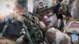 Medal of Honour: Warfighter screenshot