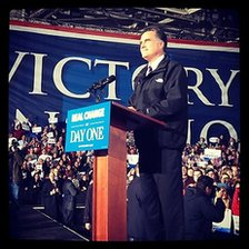 Mitt Romney in Ohio, 5 November 2012