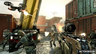 Black Ops 2 screenshot