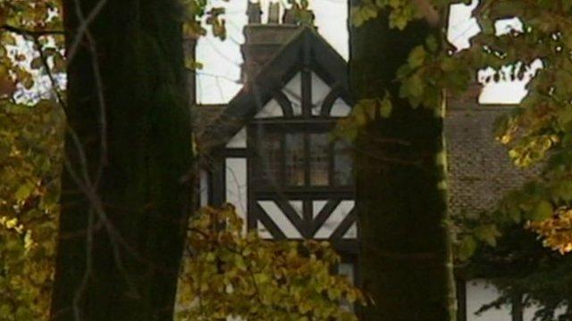 Bryn Estyn in Wrexham