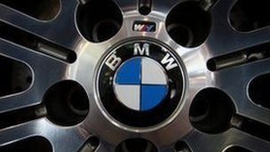 BMW sales in China rose 33%