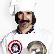 Mr Mozzarella, independent candidate