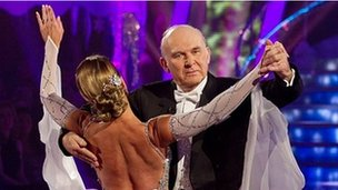 Vince Cable on Strictly Come Dancing