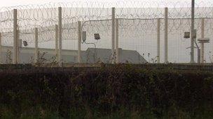 H. M. Prisons Northumberland