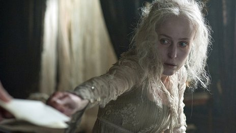 Gillian Anderson as Miss Havisham