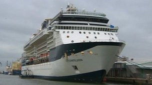 Celebrity Cruises' vessel Constellation