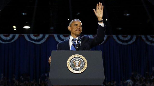 Obama Presidential Speech President Obama Victory Speech