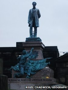 Edinburgh memorial