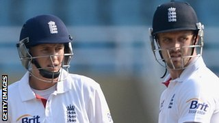 Joe Root & Nick Compton