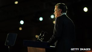 Mitt Romney concedes