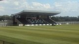 Steel Park Stadium at Corby.