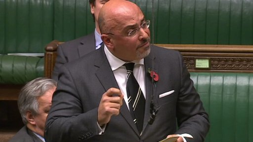 Conservative MP for Stratford-upon-Avon Nadhim Zahawi