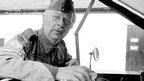 Clive Dunn in 1972 Dad's Army episode The Desperate Drive of Corporal Jones