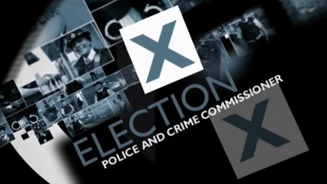 police commissioner election