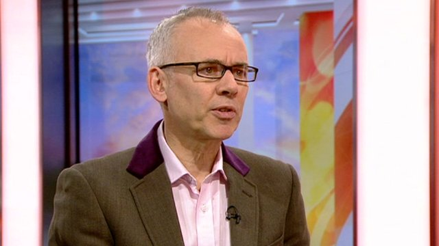 Personal finance expert Fergus Muirhead