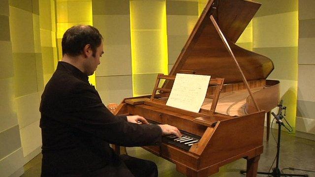 Pianist Alexander Melnikov