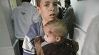 Red Cross 'cannot cope' in Syria