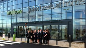 Waitrose and John Lewis at Home, Ipswich
