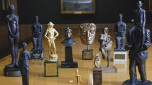Harold Pinter's awards