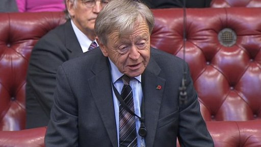 Labour peer Lord Dubs