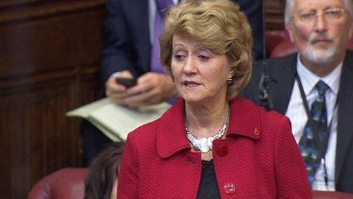 Liberal Democrat Baroness Doocey