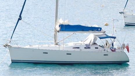 Windigo yacht