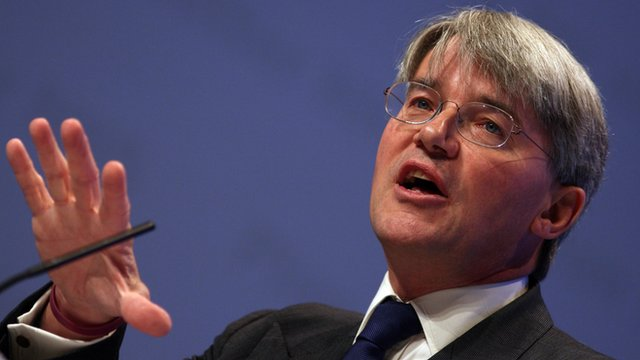 Former international development secretary Andrew Mitchell