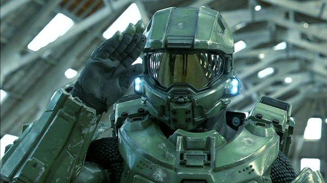 Halo 4 character