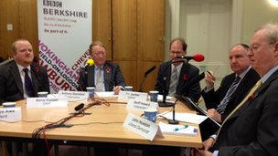 Thames Valley PCC radio debate