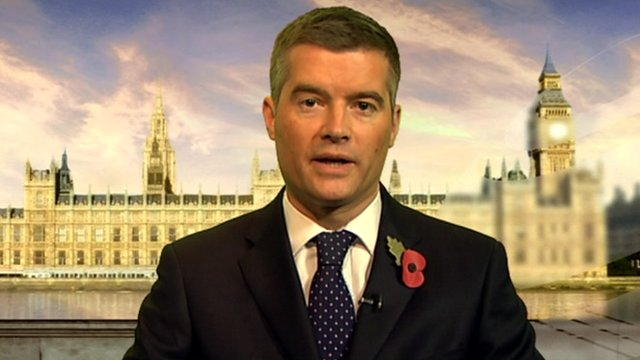 Immigration Minister Mark Harper