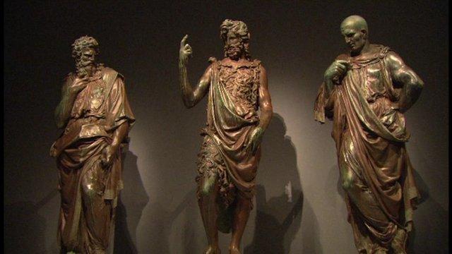 John the Baptist 1506-11