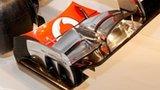 McLaren MP4-27 launch 2012