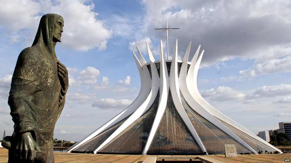Brasilia City moreover The Work Of Brazilian Architect Oscar Niemeyer as well Dezeens Guide To Serpentine Gallery Pavilions together with In Pictures 20266899 further Oscar Niemeyer. on oscar niemeyer brazilian architect