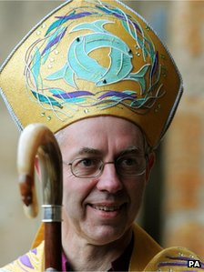 Rt Rev Justin Welby