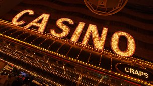 Las Vegas casino