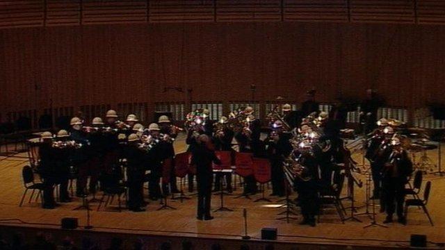Grimethorpe Colliery Brass Band