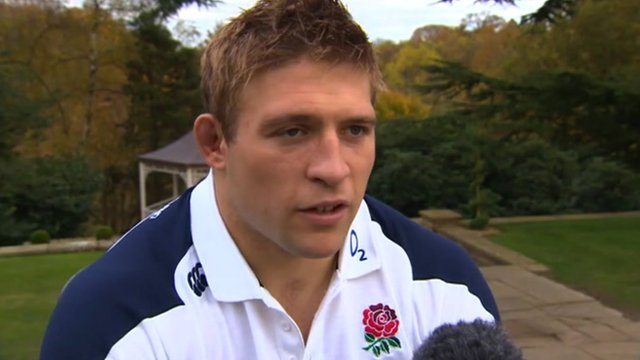 Tom Youngs will be playing for England for the first time
