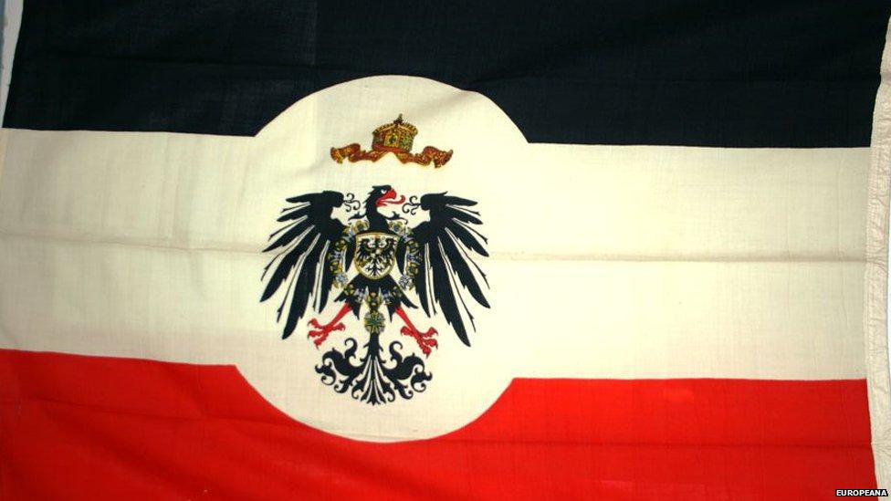 World War 1 German Flag – images free download