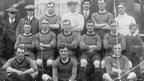 County's first team photo taken days before the season started in September 1912