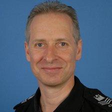 Sgt Nigel Tompsett