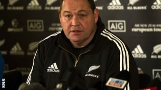Hansen is expecting an exciting game at Murrayfield on Sunday