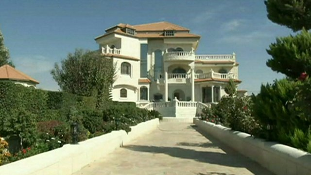A luxury house in Mazraa Sharqiya