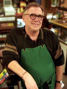 Bill Tarmey in 1993